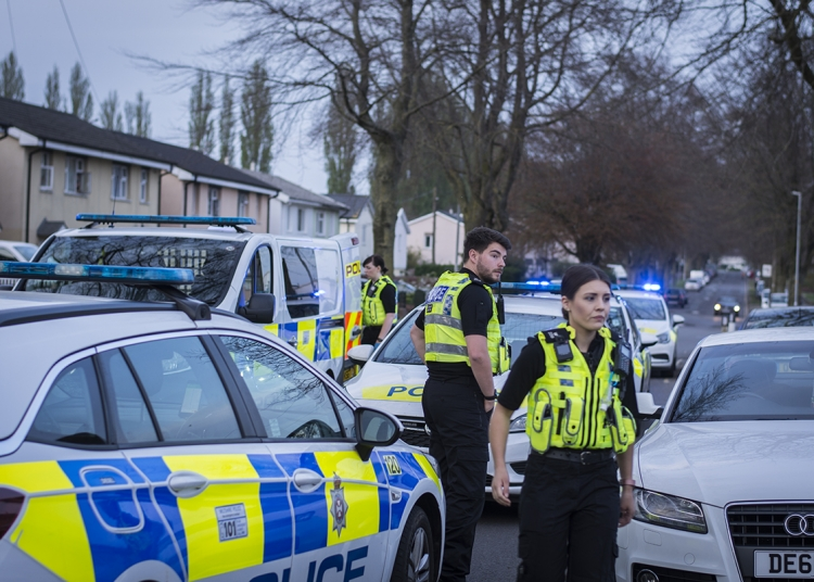 Girl Arrested for Assault on Police First Aider