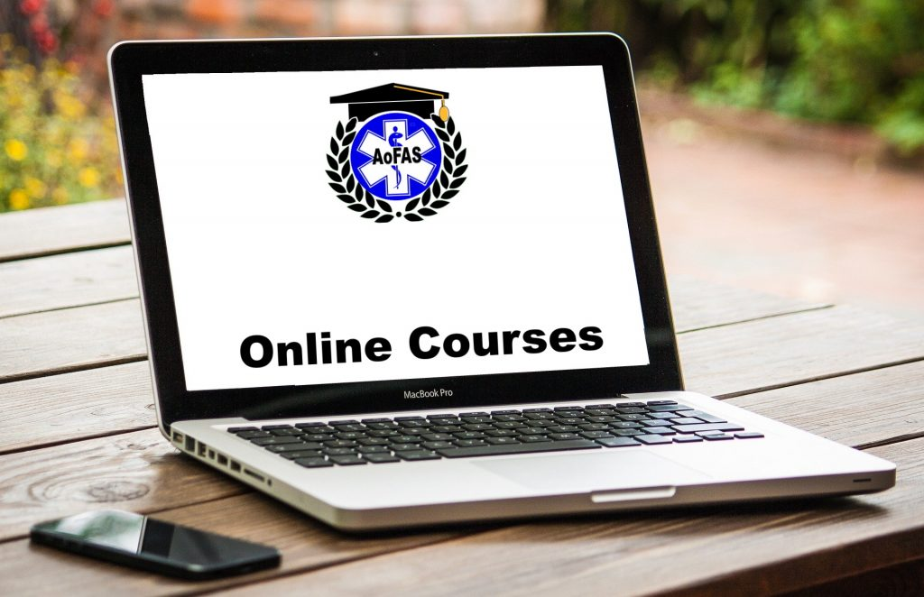 AoFAS online courses