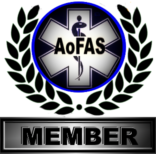 Aofas member crest